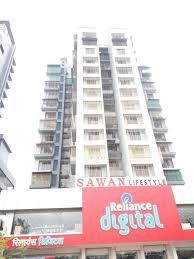 Gallery Cover Image of 1206 Sq.ft 2 BHK Apartment for buy in Shree Sawan Lifestyle, Kharghar for 12000000