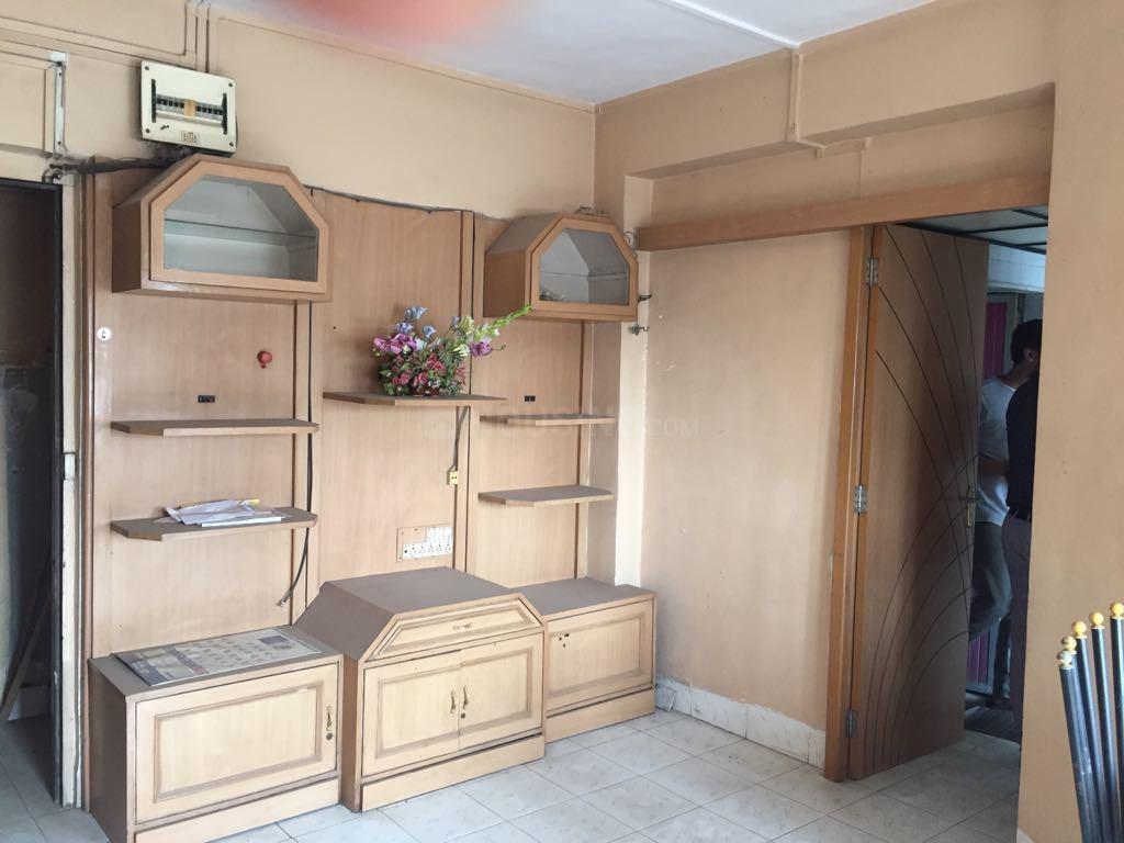 Living Room Image of 580 Sq.ft 1 BHK Apartment for rent in Ghatkopar West for 25000