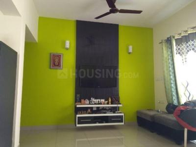 Gallery Cover Image of 722 Sq.ft 1 BHK Apartment for buy in Budigere Cross for 4800000