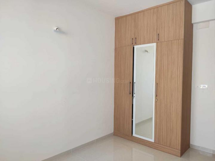 Bedroom Image of 1300 Sq.ft 3 BHK Independent Floor for rent in Karappakam for 35000