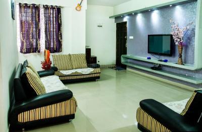 Living Room Image of PG 4642202 K R Puram in Krishnarajapura