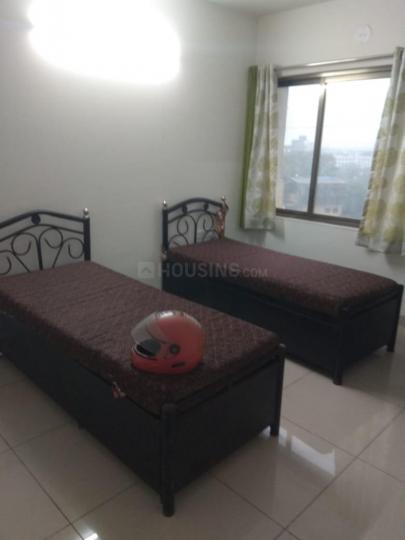 बानेर में सागर पीजी सर्विस के बेडरूम की तस्वीर