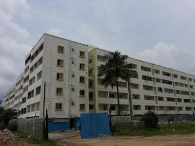Gallery Cover Image of 1551 Sq.ft 3 BHK Apartment for buy in Griha Mithra Grand Gandharva, RR Nagar for 6861650