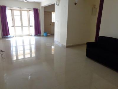 Gallery Cover Image of 1745 Sq.ft 3 BHK Apartment for rent in Esteem Splendour, Adugodi for 50000