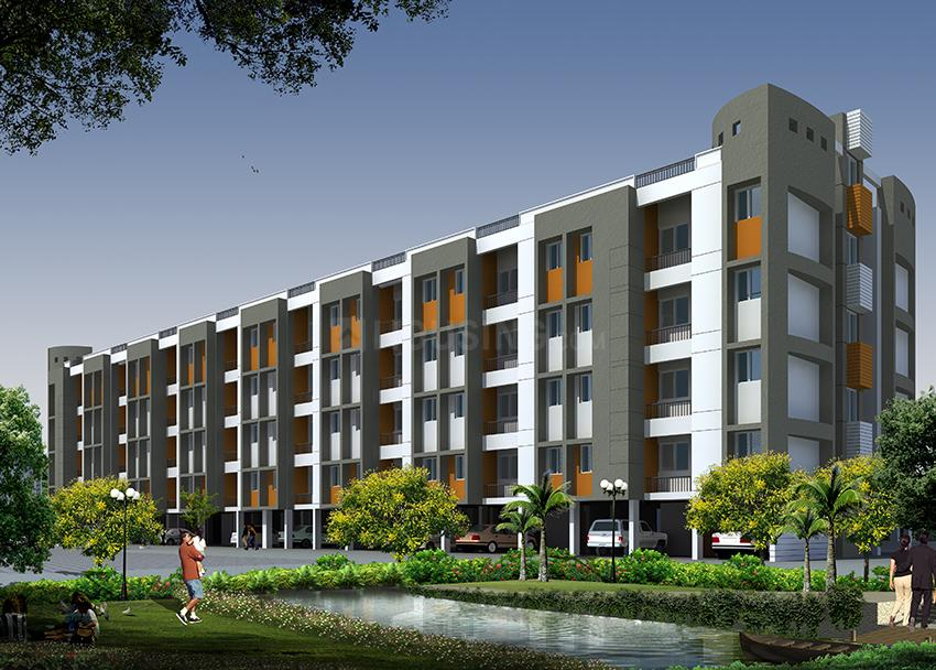 Building Image of 520 Sq.ft 1 BHK Apartment for buy in Chembarambakkam for 2000000