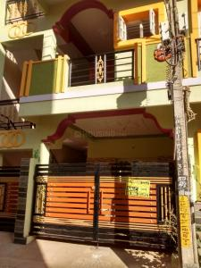 Gallery Cover Image of 900 Sq.ft 1 BHK Independent House for rent in T Dasarahalli for 8300