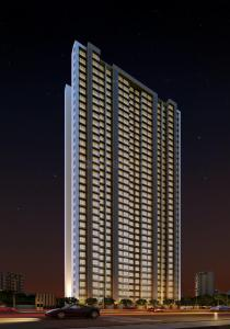 Gallery Cover Image of 1650 Sq.ft 3 BHK Apartment for buy in Evershine Crown, Kandivali East for 21000000