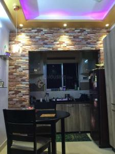 Gallery Cover Image of 600 Sq.ft 2 BHK Apartment for rent in Dhakuria for 25000
