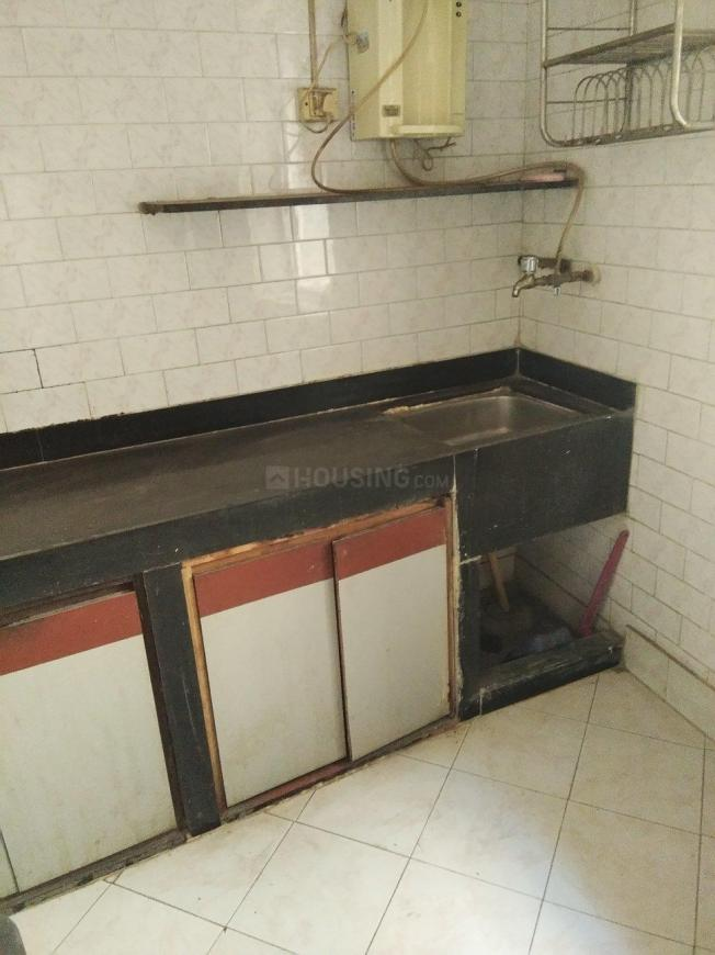 Kitchen Image of 700 Sq.ft 1 BHK Independent House for rent in Chembur for 27000
