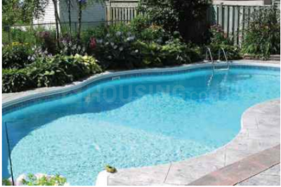 Swimming Pool Image of 1125 Sq.ft 2 BHK Apartment for buy in Dr A S Rao Nagar Colony for 5062500