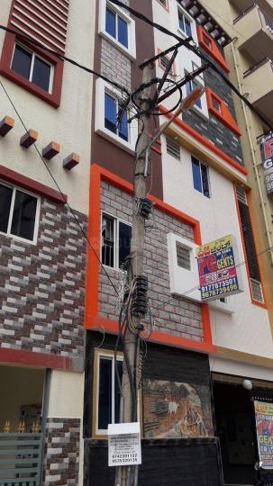 बोम्मनहल्ली में श्री रामा पीजी फॉर जैंट्स में बिल्डिंग की तस्वीर