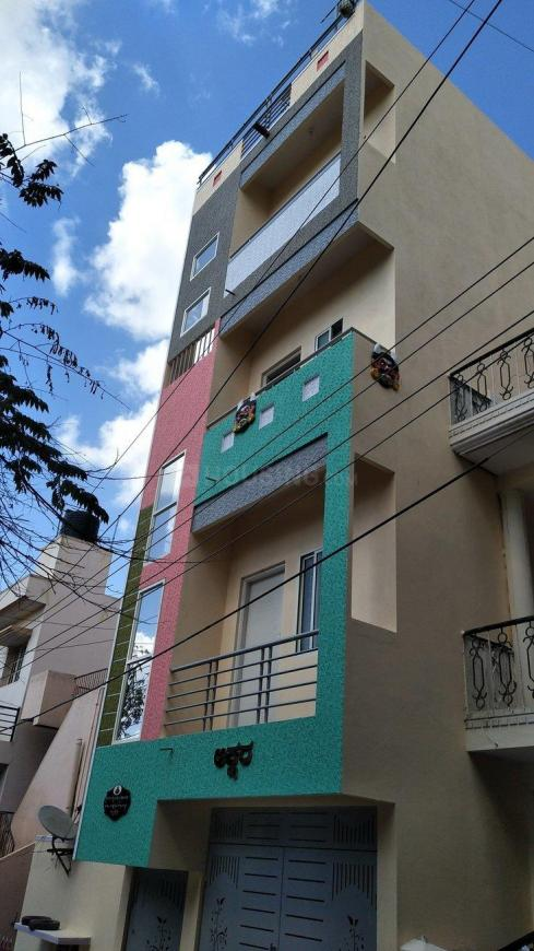 Building Image of 630 Sq.ft 2 BHK Independent Floor for rent in Yeshwanthpur for 1200000