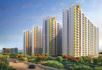 Gallery Cover Image of 353 Sq.ft 1 BHK Apartment for buy in Padur for 1697000