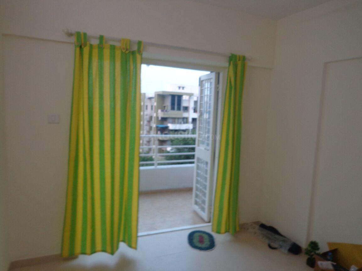 Living Room Image of 6500 Sq.ft 1 BHK Apartment for rent in Kothrud for 18000
