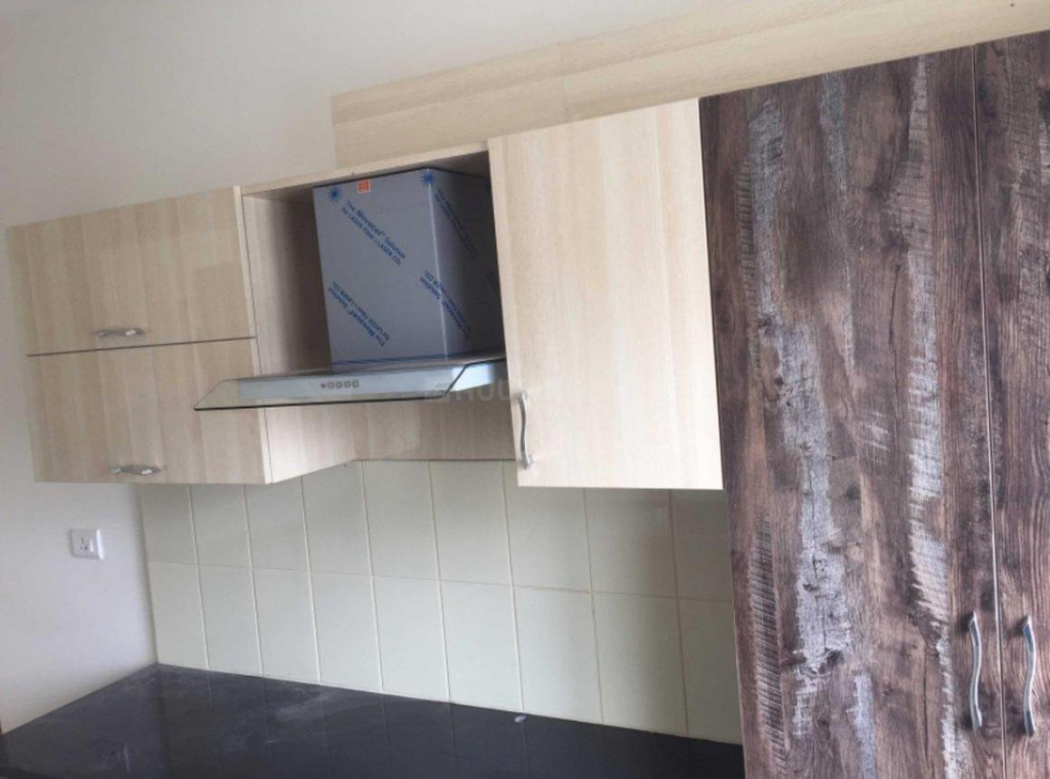 Kitchen Image of 1300 Sq.ft 3 BHK Apartment for rent in Bychapura for 13000