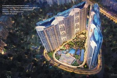 Gallery Cover Image of 1400 Sq.ft 2 BHK Apartment for buy in Paradise Sai World Empire, Kharghar for 16000000
