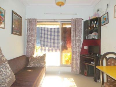 Gallery Cover Image of 600 Sq.ft 1 BHK Apartment for rent in Kanakia Sanskruti, Kandivali East for 23000
