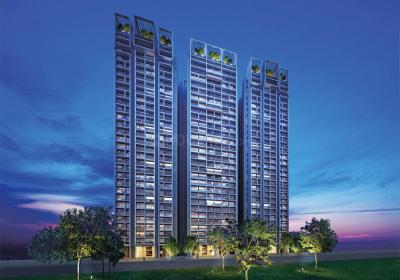 Gallery Cover Image of 464 Sq.ft 1 BHK Apartment for buy in Indiabulls One Indiabulls Thane 1, Thane West for 7700000