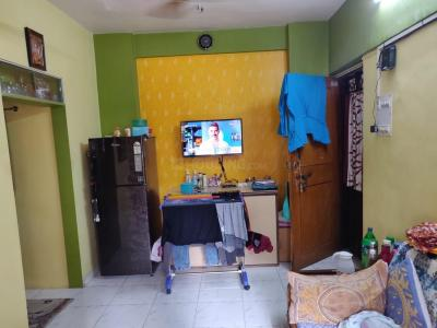 Gallery Cover Image of 450 Sq.ft 1 BHK Apartment for rent in Narmada enclave, Bhayandar West for 9000
