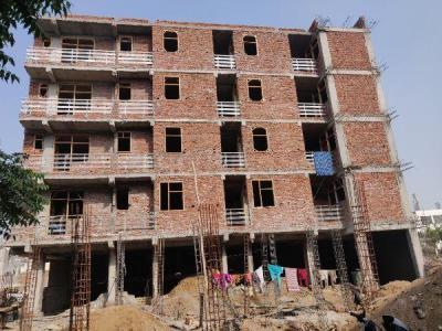 Gallery Cover Image of 1050 Sq.ft 3 BHK Apartment for buy in Jai Shri Balaji Bank Colony, Sangam Vihar for 2900000