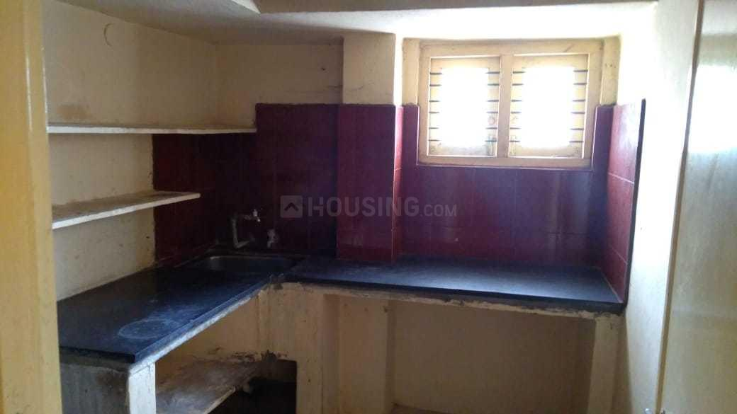 Kitchen Image of 1100 Sq.ft 1 BHK Independent House for rent in Mehdipatnam for 9500