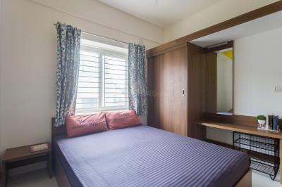 सेत्तल.एनेसी इन एचएसआर लेआउट के बेडरूम की तस्वीर