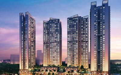 Gallery Cover Image of 1400 Sq.ft 3 BHK Apartment for buy in Mira Road East for 15000000