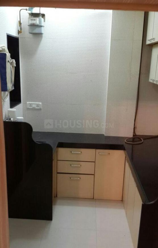 Kitchen Image of 500 Sq.ft 2 BHK Apartment for rent in Tardeo for 65000
