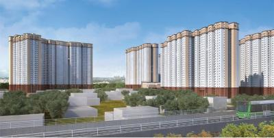Gallery Cover Image of 1657 Sq.ft 3 BHK Apartment for buy in Prestige Jindal City, Anchepalya for 11700000