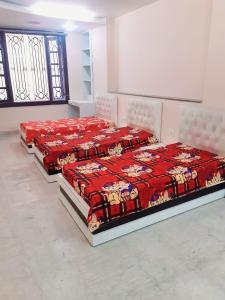 Bedroom Image of Jyoti PG in Karol Bagh