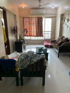 Gallery Cover Image of 1000 Sq.ft 2 BHK Apartment for rent in Kabra Aurum, Goregaon West for 48000