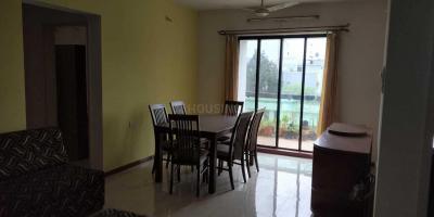 Gallery Cover Image of 1200 Sq.ft 2 BHK Apartment for rent in Karia Konark Splendour, Wadgaon Sheri for 30000