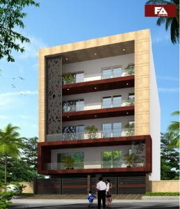 Gallery Cover Image of 1600 Sq.ft 4 BHK Independent Floor for buy in Sector 57 for 16000000