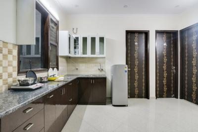 Kitchen Image of Oyo Life Grg1755 Orchid Island in Sector 51