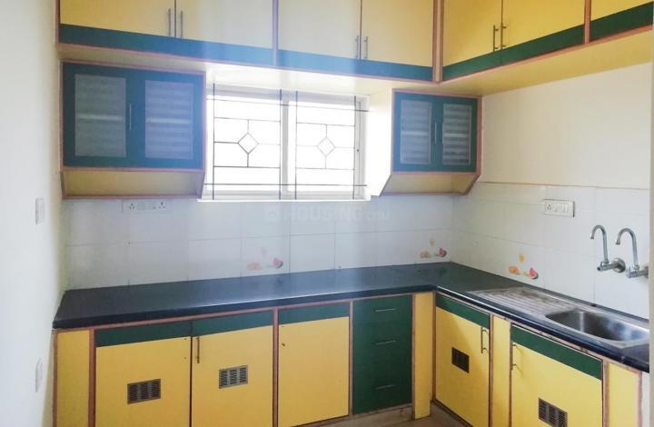 Kitchen Image of 1421 Sq.ft 3 BHK Apartment for rent in Devarachikkana Halli for 22000