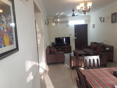 Gallery Cover Image of 1540 Sq.ft 3 BHK Apartment for buy in Amrutha Sarovar, Krishnarajapura for 6950000