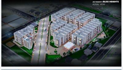 Gallery Cover Image of 1000 Sq.ft 2 BHK Apartment for buy in Rampally for 3150000