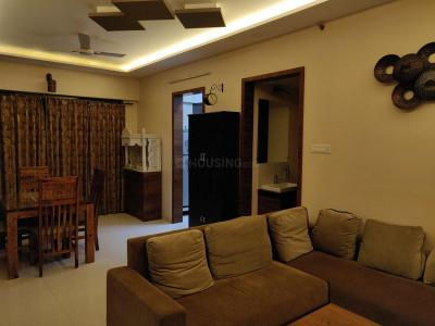 Gallery Cover Image of 1150 Sq.ft 2 BHK Apartment for rent in Mohammed Wadi for 26000