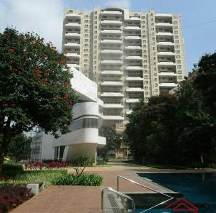 Gallery Cover Image of 3050 Sq.ft 4 BHK Apartment for rent in Vaishnavi Terraces, JP Nagar for 83000