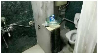 Bathroom Image of Boys PG in Kopar Khairane