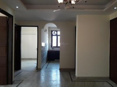 Gallery Cover Image of 1300 Sq.ft 3 BHK Independent Floor for rent in Chhattarpur for 18000