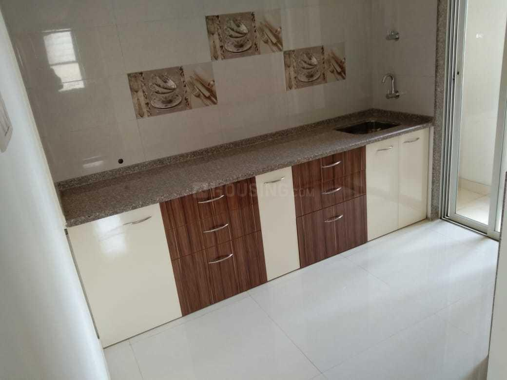 Kitchen Image of 960 Sq.ft 2 BHK Apartment for rent in Kalyan West for 14000