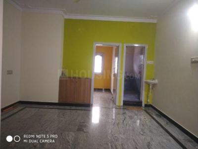 Gallery Cover Image of 600 Sq.ft 1 BHK Independent Floor for rent in BTM Layout for 12500