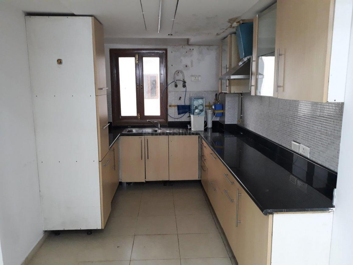 Kitchen Image of 2250 Sq.ft 3 BHK Apartment for rent in Sector 12 Dwarka for 35000
