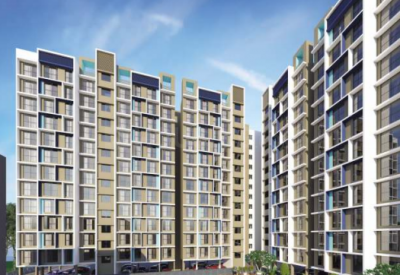 Gallery Cover Image of 1500 Sq.ft 3 BHK Apartment for buy in Neel Sidhi Regalia, Greater Khanda for 8500000