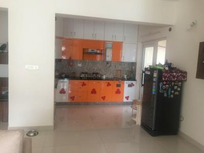 Gallery Cover Image of 1250 Sq.ft 2 BHK Apartment for rent in SJR Water Mark, Harlur for 28000