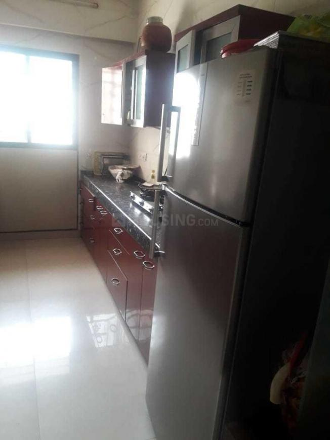 Kitchen Image of 1150 Sq.ft 3 BHK Apartment for rent in Chembur for 75000