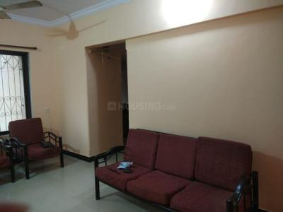 Gallery Cover Image of 700 Sq.ft 1 BHK Apartment for rent in Cosmos Heritage, Thane West for 17000