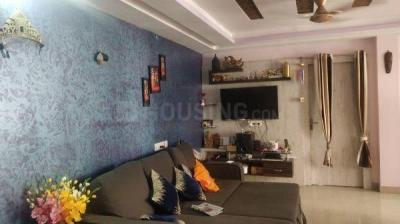 Gallery Cover Image of 1000 Sq.ft 2 BHK Independent Floor for rent in New Town for 22000
