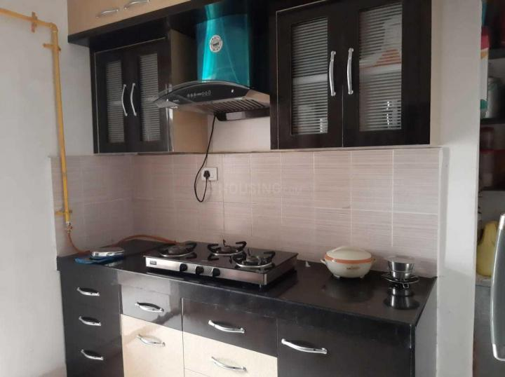 Kitchen Image of 1150 Sq.ft 2 BHK Apartment for rent in Gota for 22000
